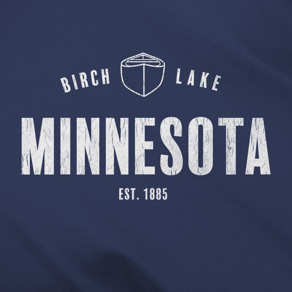 Birch Lake Minnesota T-Shirt